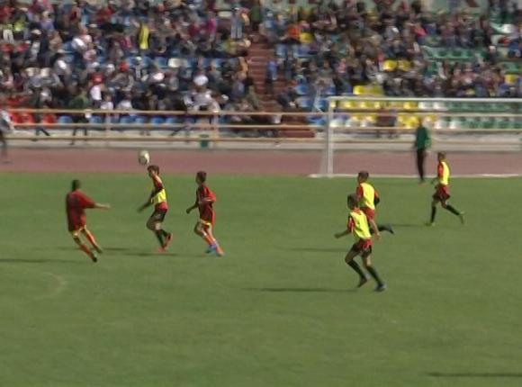 Майкопские футболисты выиграли этап турнира «Легенды Кубани» в группе «Б»
