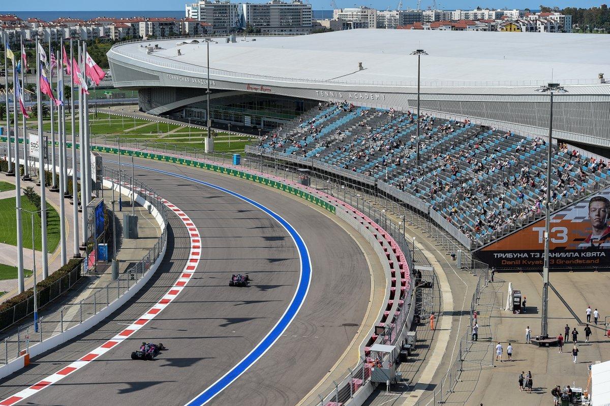Как прошла «Формула-1» в Сочи