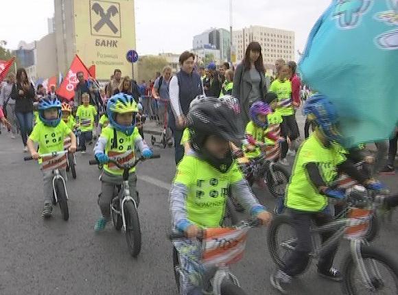 В забеге «Город 225» в Краснодаре приняли участие 750 детей