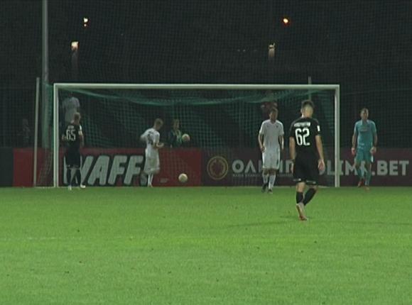 Как ФК «Краснодар-2» сыграл с «Химками» в матче 14-го тура Олимп — ФНЛ
