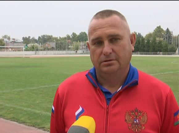 Тренер команды Красноармейского района прокомментировал этап турнира «Легенды Кубани»