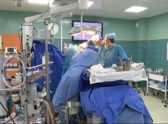 В Краснодаре врачи ККБ №1 провели сложную операцию на сердце