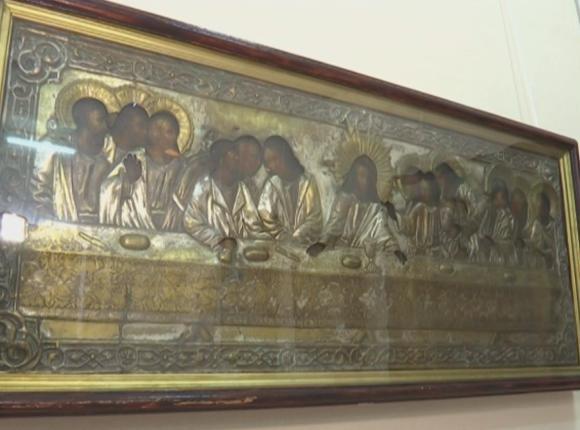 На выставке в Ейске рассказали истории спасения христианских святынь
