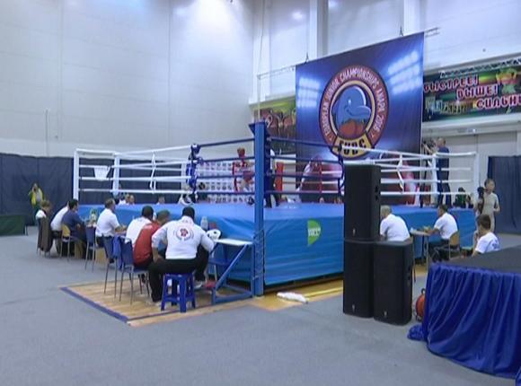 В Анапе стартовало первенство Европы по боксу