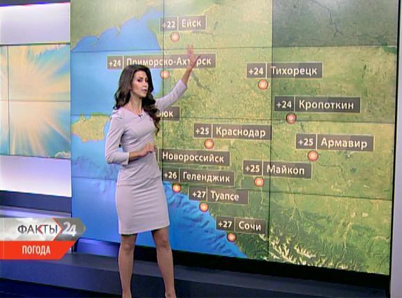 На Кубани 18 октября будет тепло, 27 °C