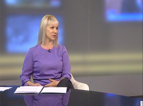 Специалист управления занятости министерства труда Марина Слепченко: 23% пришедших на ярмарку вакансий можно трудоустроить