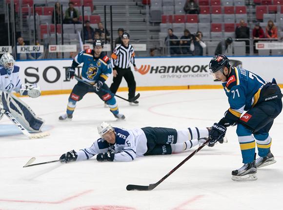 ХК «Сочи» завершил домашнюю серию игр регулярного чемпионата КХЛ