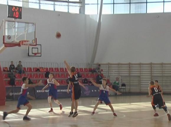 В Краснодаре подвели итоги первенства края по баскетболу