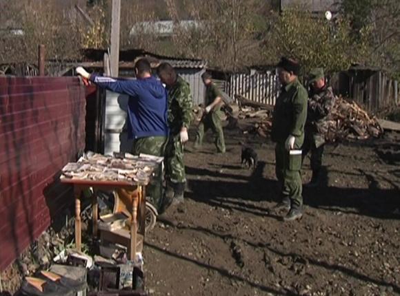 Более 1,5 тыс. казаков ликвидируют последствия наводнения на Кубани