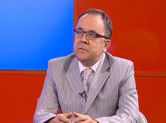 Заместитель главного врача ГБУЗ «СКДИБ» Олег Бевзенко: прививание — защита от гриппа и ОРВИ