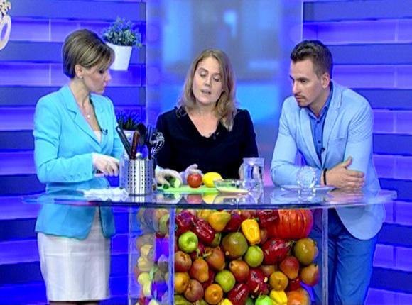 Вегетарианка Кристина Кульпина: о питании во время беременности я буду советоваться со специалистами