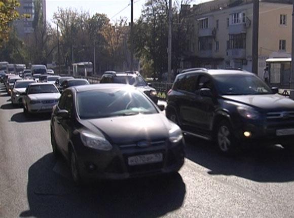 Общество автомобилистов предложило решение проблемы пробок в Краснодаре
