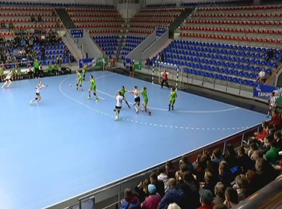 В Краснодаре ГК «Кубань» сыграл с тольяттинской «Ладой»