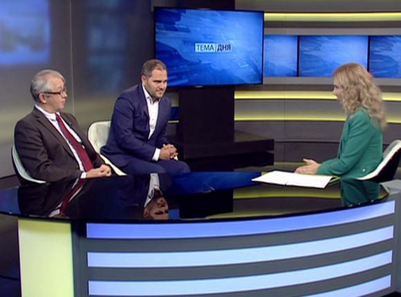 Представитель банка Игорь Гончаров: в безналичной оплате мы идем впереди некоторых европейских стран