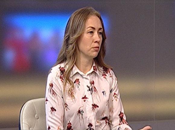 Начальник отдела департамента промышленной политики края Елена Шутенко: Кубань может стать лидером легкой промышленности России