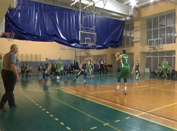 В Краснодаре продолжается сезон городской баскетбольной лиги