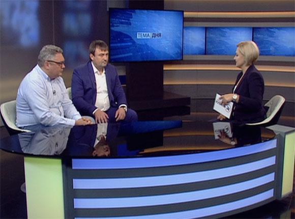 Начальник отдела развития видов спорта минспорта Кубани Сергей Потанин: регби в нашем регионе занимаются около 2 тыс. человек