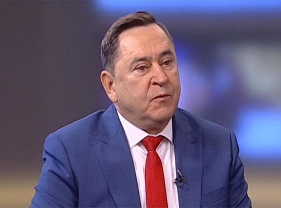 Главный внештатный инфекционист краевого минздрава Владимир Городин: в планах выйти на показатель в 54% во время прививочной кампании