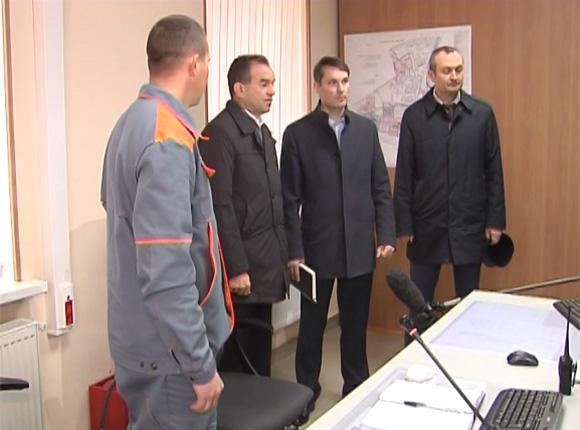 Кондратьев осмотрел соцобъекты и промышленные предприятия Славянского района