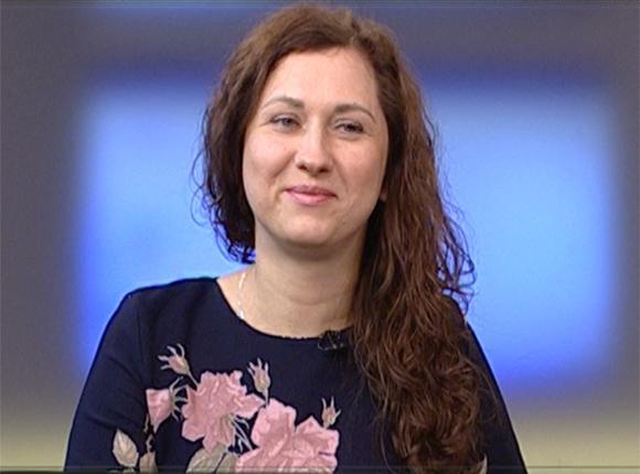 Начальник отдела департамента потребсферы края Елена Кочегарова: одна из главных задач проекта «Сделано на Кубани» — продвижение местных товаров