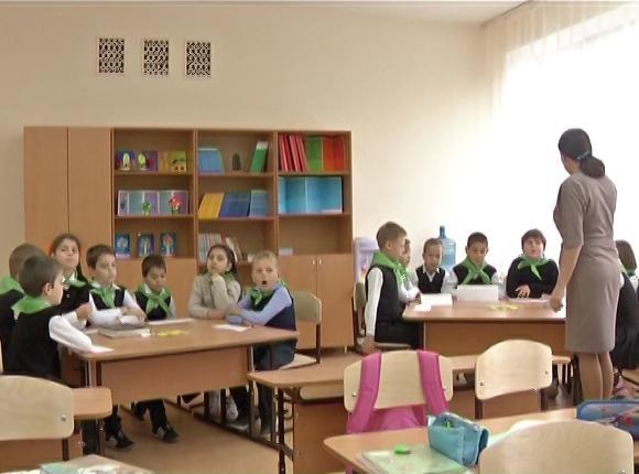 В восстановленной школе № 23 станицы Кабардинской начались занятия
