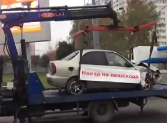 В Краснодаре провели автопробег памяти погибших в ДТП