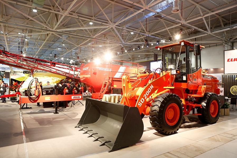 На выставке «ЮГАГРО» представили свою продукцию компании из 35 стран