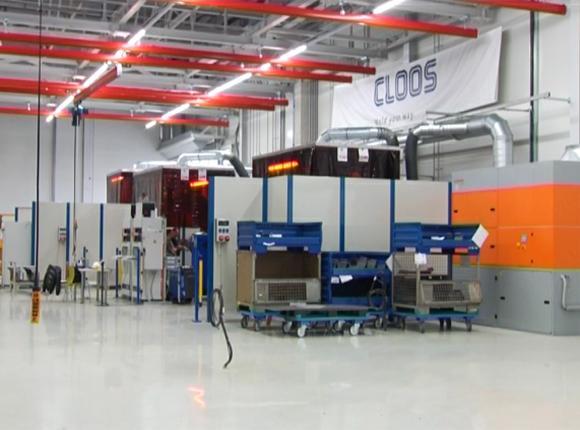 CLAAS внедрил в производство в Краснодаре роботизированные сварочные комплексы
