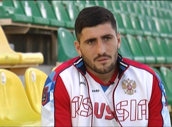 «Факты. Спорт». Герой недели. Игрок РК «Кубань» Тагир Гаджиев