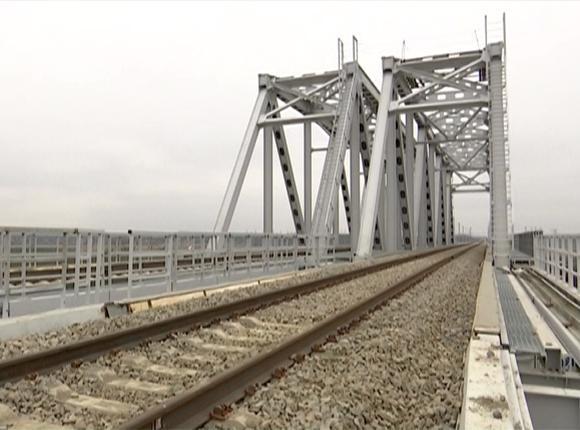 В Тимашевском районе завершается строительство новой железной дороги