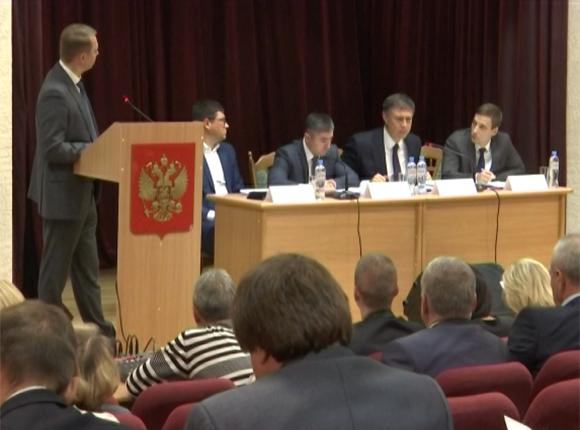 В Тимашевске обсудили развитие центральной экономической зоны края