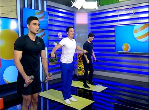 Фитнес-тренер, легкоатлет Дмитрий Пасенов: после силовой тренировки необходимо сделать заминку