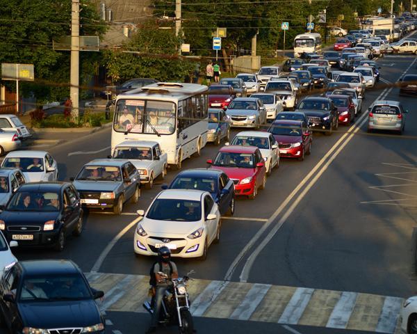В Краснодаре модернизируют схему дорожного движения