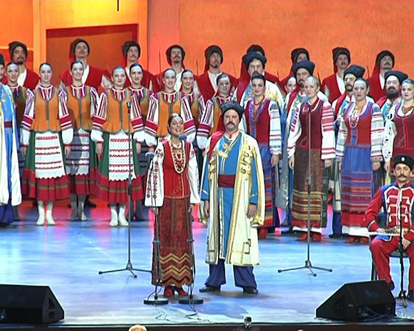 Кубанский казачий хор дважды собрал аншлаг в Москве