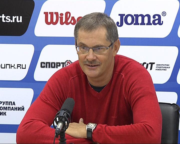 Тренер Сергей Базаревич — залог успеха команды