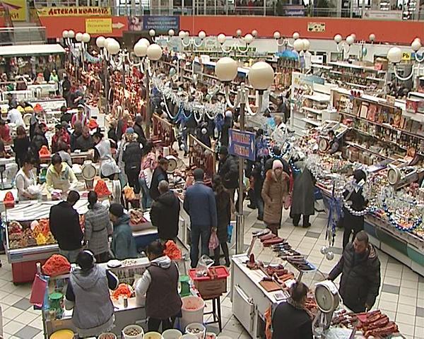 Краснодарцы отложили подготовку к Новому году на 31 декабря