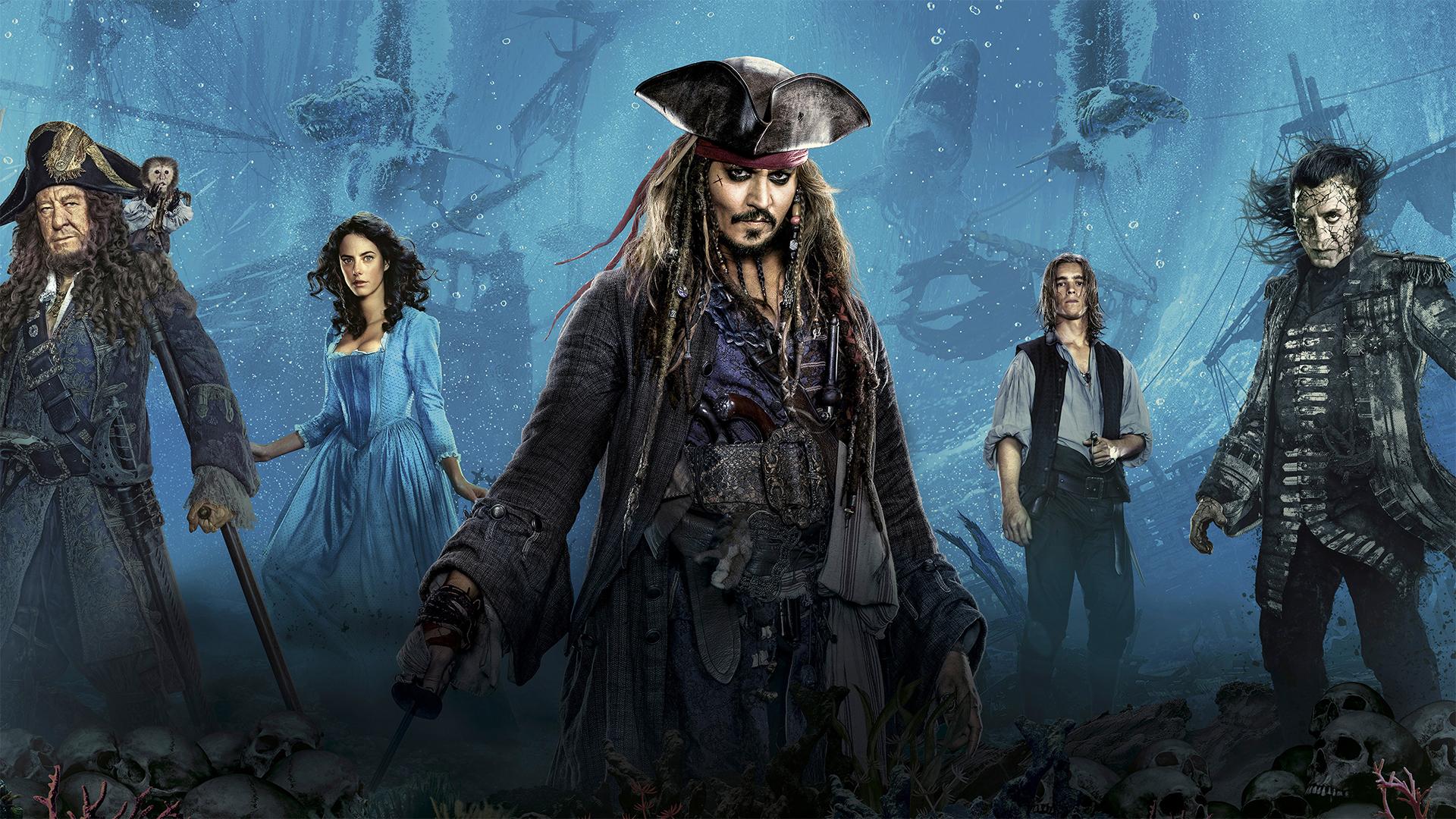 Тест «Пираты Карибского моря»