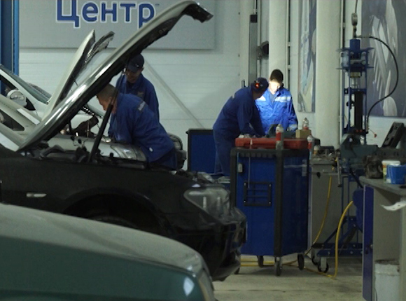 Mobil 1 Центр предлагает обслуживание автомобилей по лучшим стандартам качества