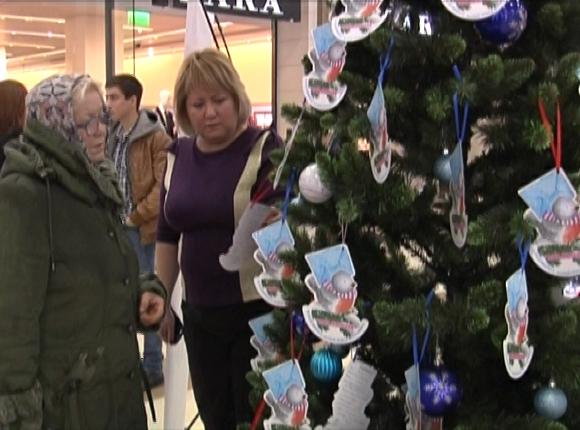 На Кубани 10 декабря стартует благотворительная акция «Елки желаний»
