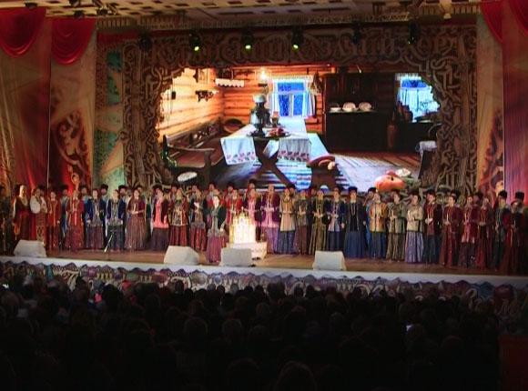 В Краснодаре стартовала серия рождественских концертов Кубанского казачьего хора