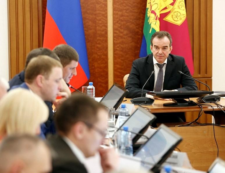 Вениамин Кондратьев: мы должны сохранить стабильность нашего региона
