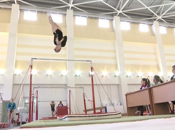 В Краснодаре завершился чемпионат края по спортивной гимнастике