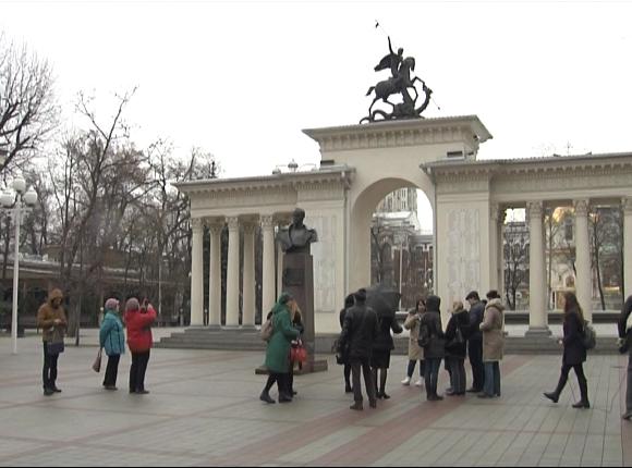 В Краснодаре стартовали экскурсии «Пылающие адреса войны»