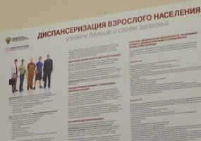 В 2019 году диспансеризацию пройдет почти 1 млн жителей Кубани