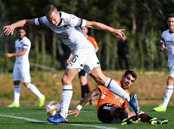 ФК «Краснодар» в рамках зимних сборов сыграл против «Бейцзин Жэньхэ»