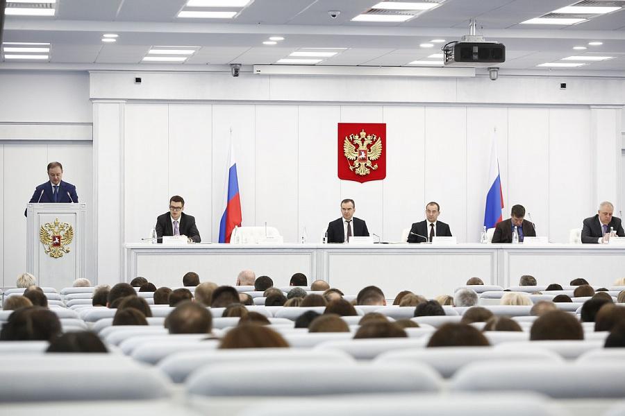 В Арбитражном суде Краснодарского края подвели итоги работы за 2018 год