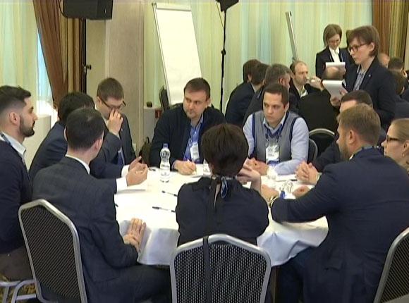 Участники конкурса «Лидеры России» презентовали социальные проекты