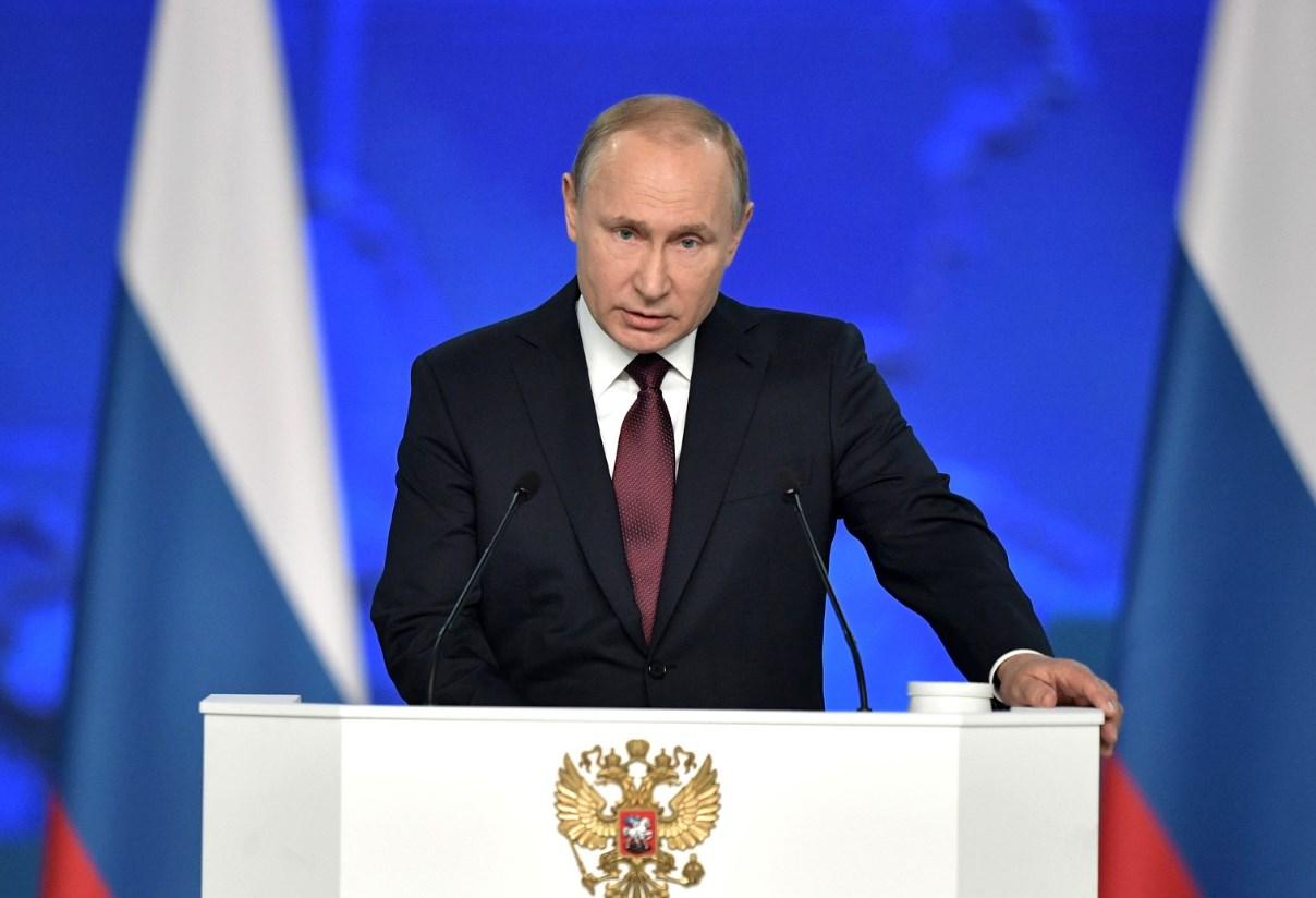 О чем говорил Владимир Путин в послании к Федеральному собранию