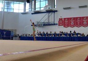 В Краснодаре завершился чемпионат ЮФО по художественной гимнастике