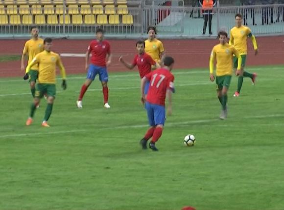 Как ФК «Урожай» сыграл с ростовским СКА в первом матче Олимп — ПФЛ 2019 года